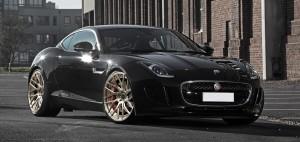 650bhp jaguar F Type tuning
