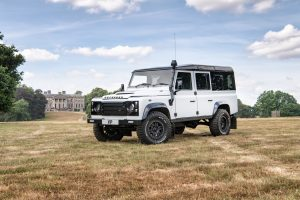 Land Rover Defender Restoration uk