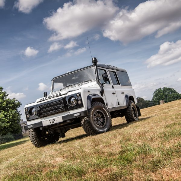 Land Rover Defender Restoration uk