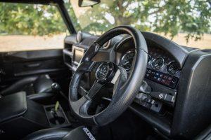 Land Rover Defender upgrades