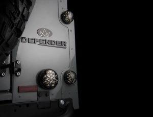 Land Rover Defender 90 Restoration