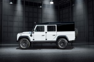 Land Rover Defender 110 Restoration