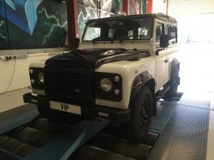 VIP Design London vehicle ECU
