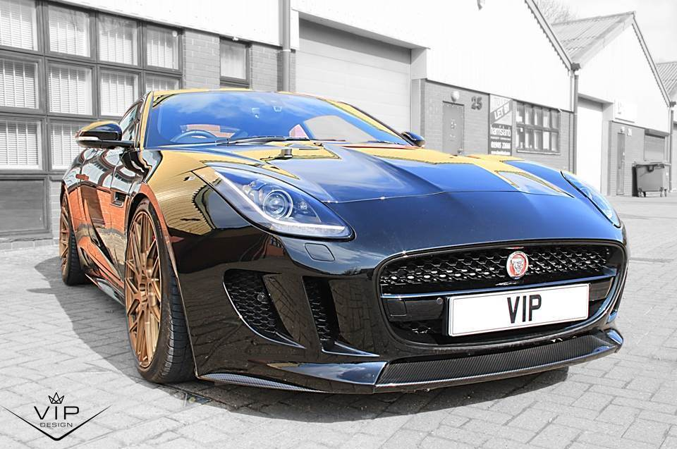 Jaguar F Type 600bhp Tune