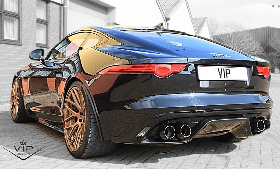 Jaguar F Type tuning VIP