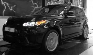 range rover styling custom