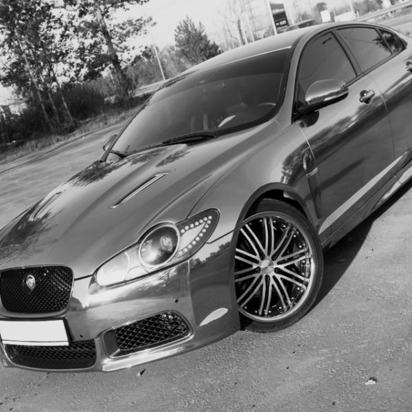 jaguar xfr tuning