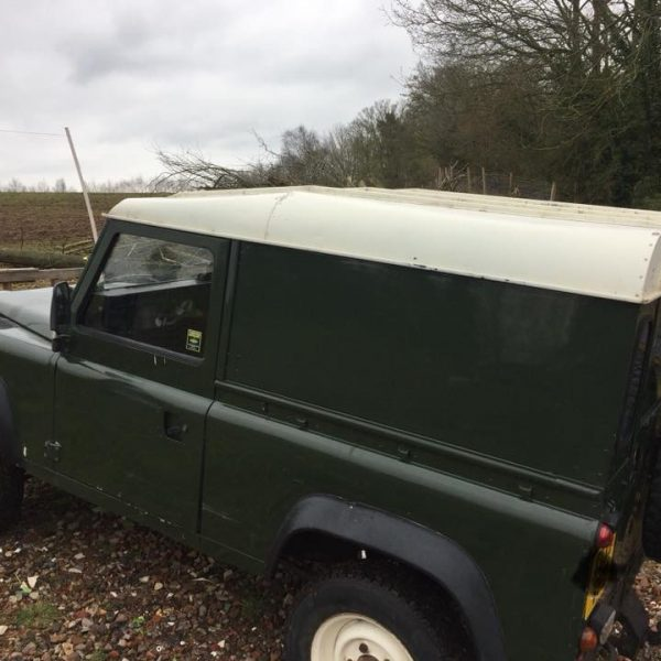 land rover 90 for sale restoration