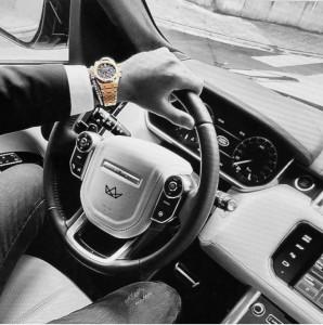 Range Rover VIP