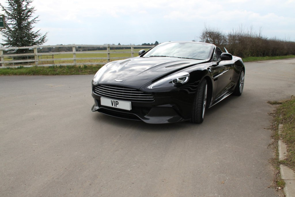 Aston Martin Vanquish Tuning and Styling Packages