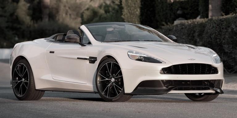 Aston Martin Vantage Tuning