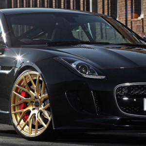jaguar f type styling