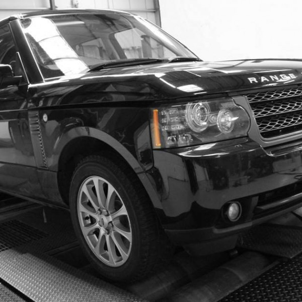 Range Rover Styling and Performance Upgrades