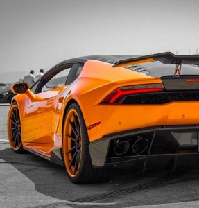 Lamborghini huracan tuning styling