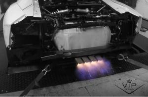VIP Aventador exhaust