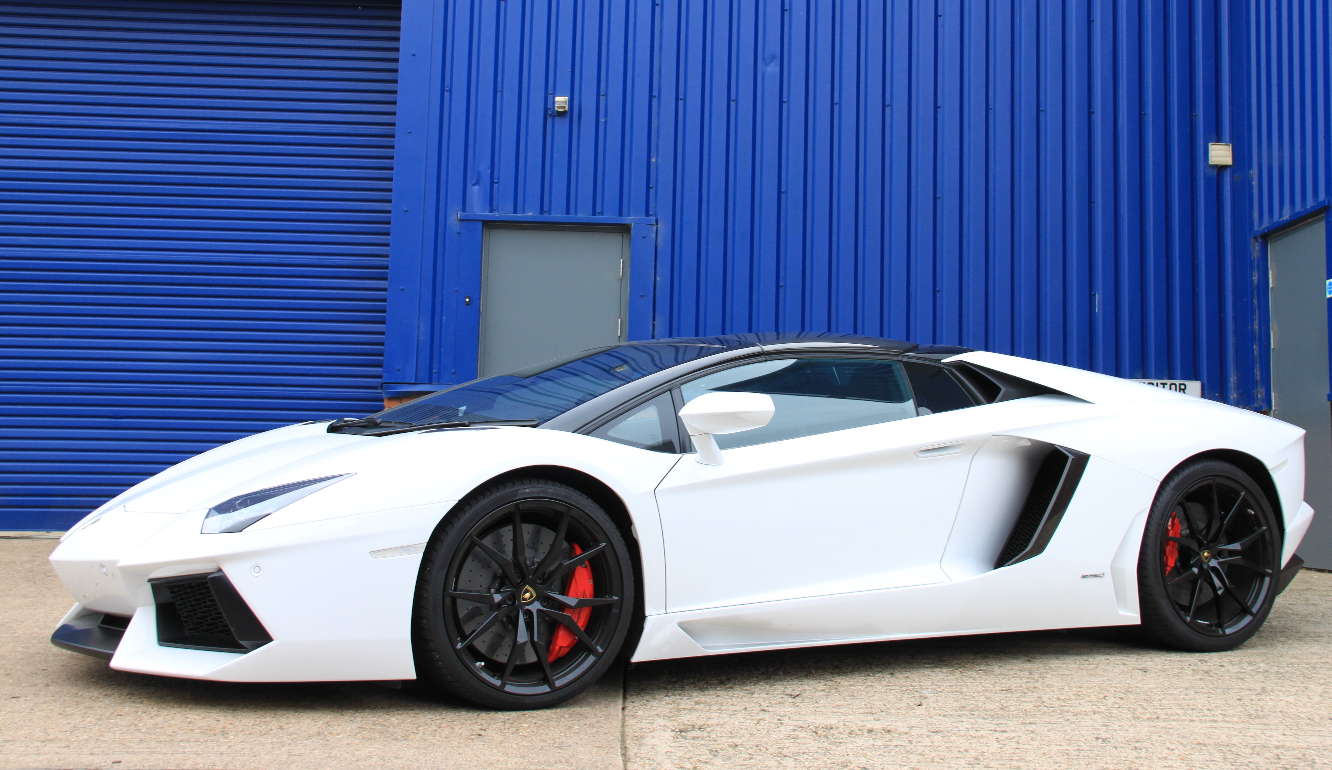 Lamborghini Aventador Tuning Upgrade Package