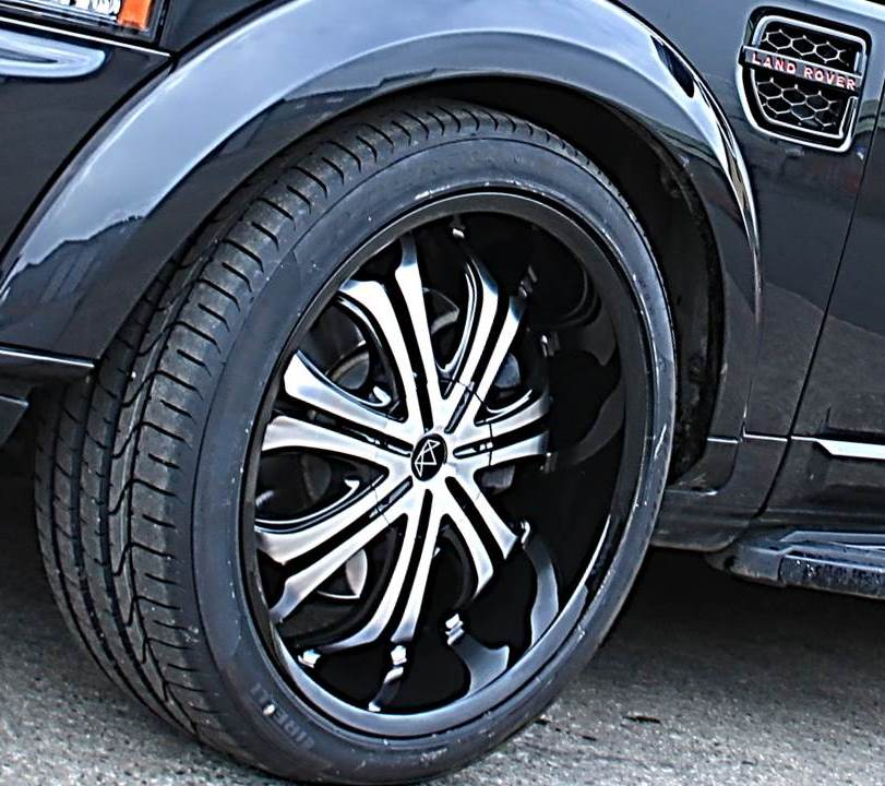 discovery 22 wheels VIP