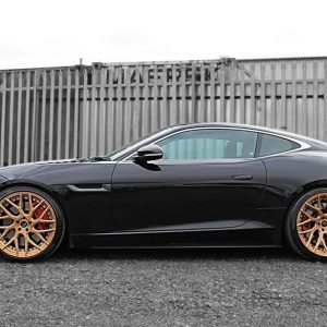 Jaguar F Type tuning and styling