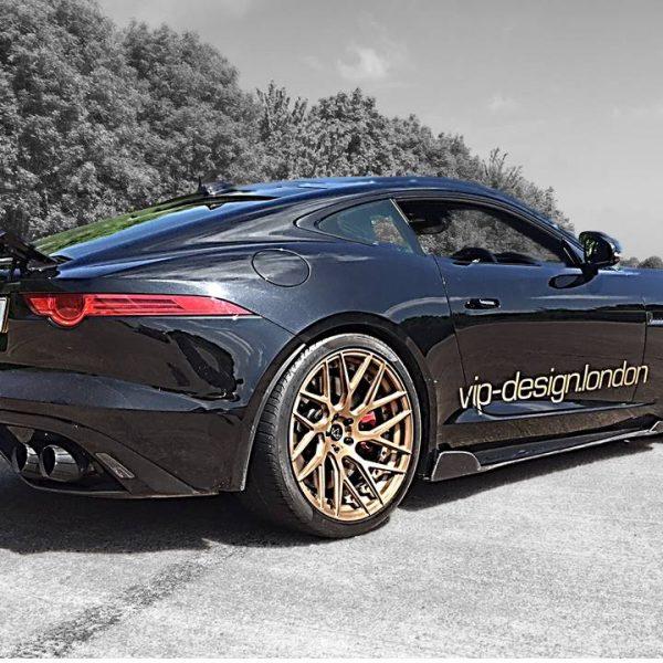 Jaguar F Type predator 650bhp 2