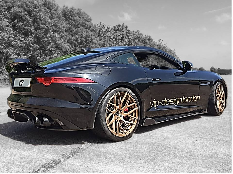 vip design jaguar f type tuning 650bhp project predator. Black Bedroom Furniture Sets. Home Design Ideas