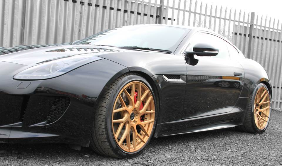 650bhp Jaguar F-TYPE Tuning 'Project Predator'