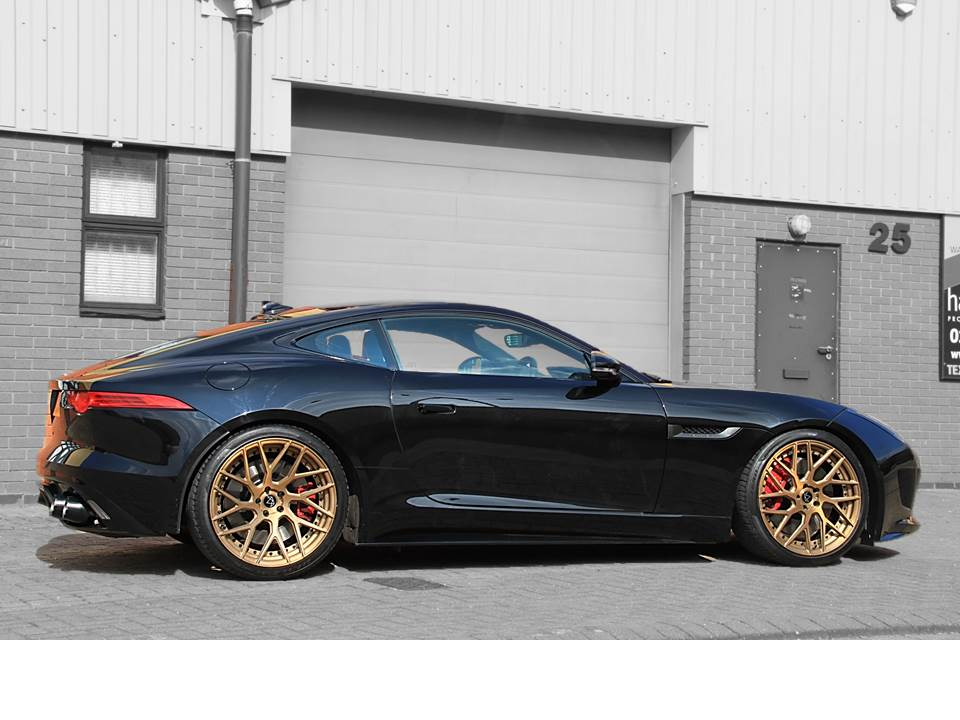 650bhp Jaguar F-TYPE