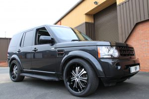 VIP Design Land Rover Discovery Tuning Makeover