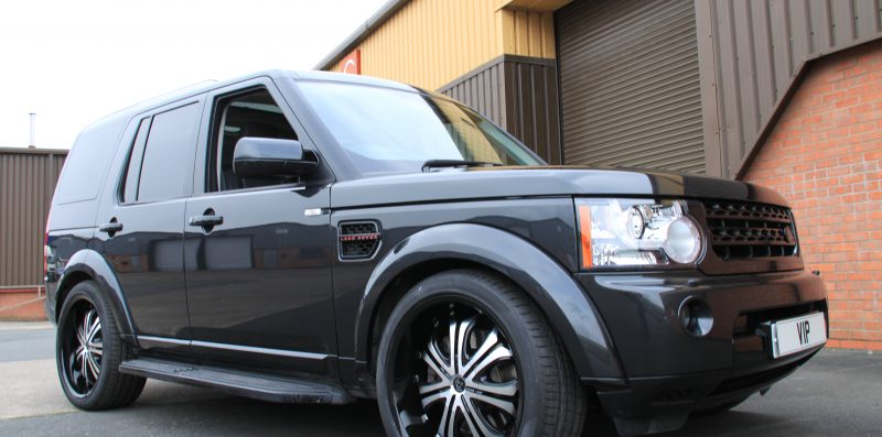 Land Rover Discovery Tuning