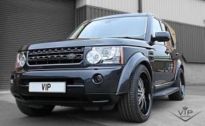 Land Rover discovery tuning and styling
