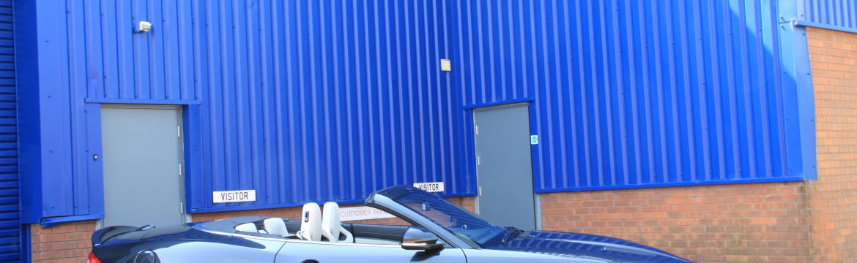 Image of Jaguar XKR VIP Design