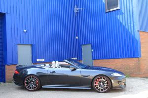 Jaguar XKR Styling