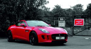 Jaguar F Type V6 tuning