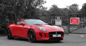 Jaguar F Type V6 tuning