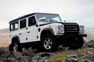 land rover defender styling
