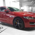 jaguar xe tuning