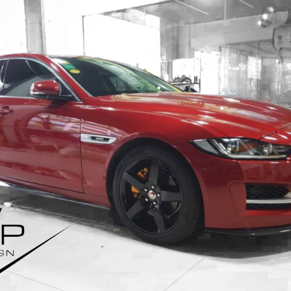 Jaguar Xe R: The Jaguar XE Tuning And Styling Enhancements From VIP Design