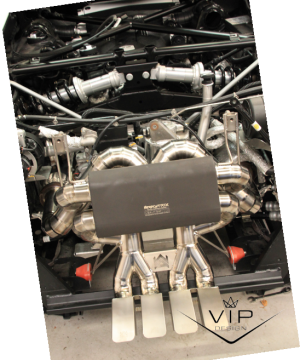 Aventador VIP Edge Performnce Exhaust