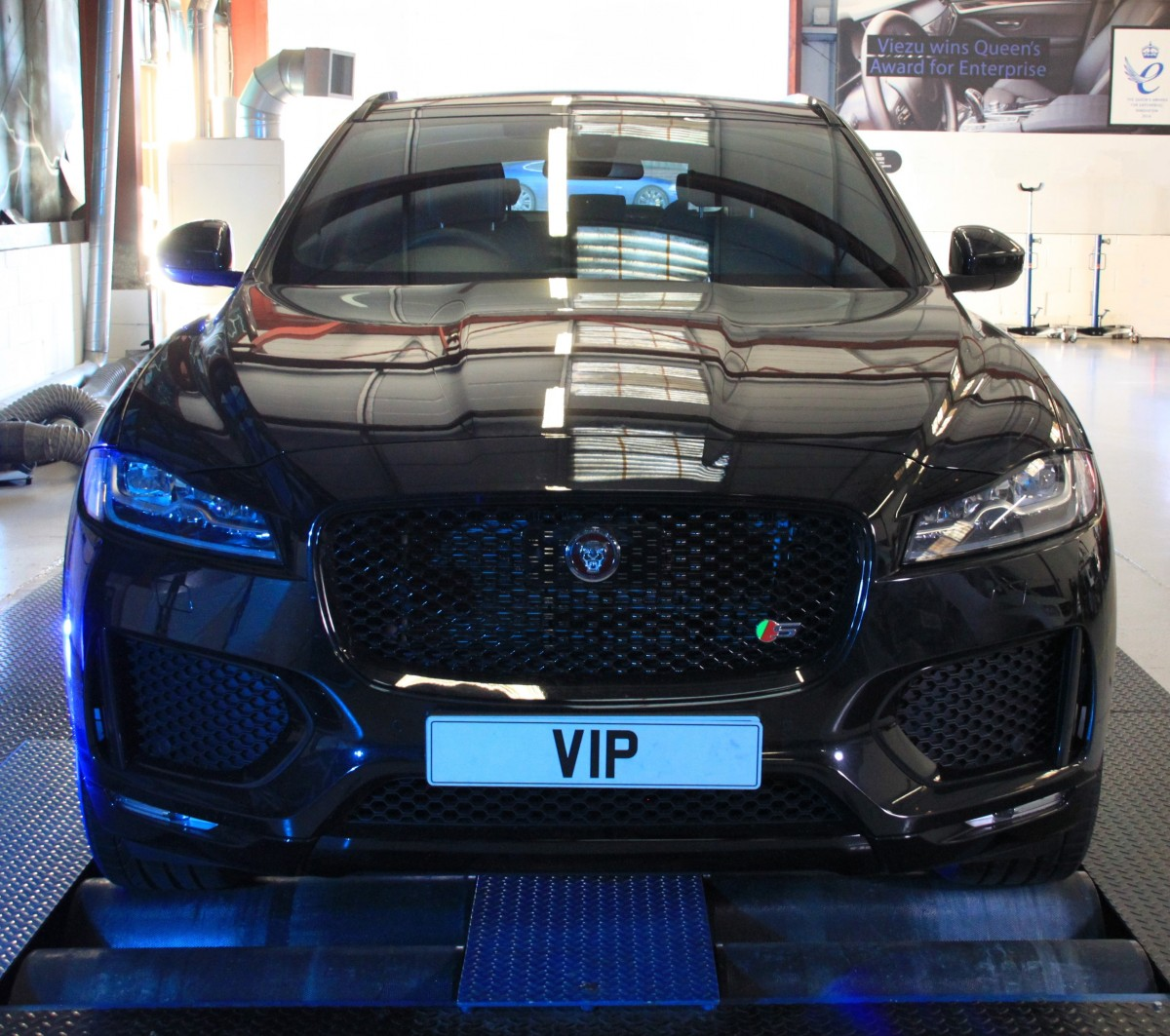 Jaguar F Pace Tuning and Performance Upgrade Packages