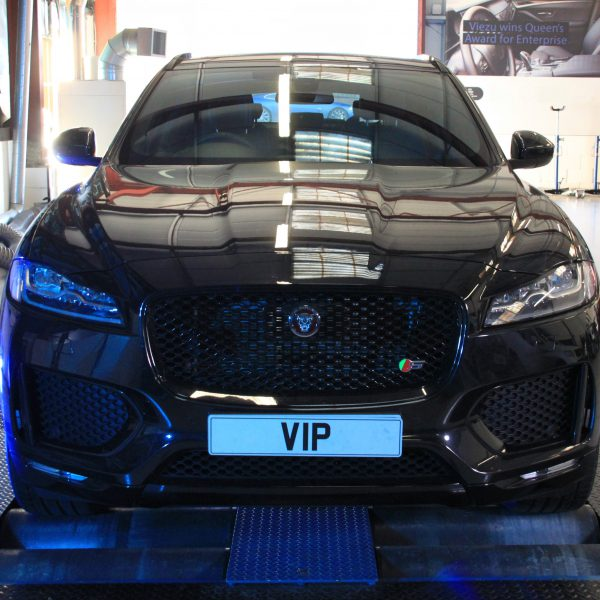 Jaguar F Pace tuning and styling