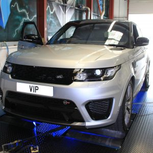 Range Rover 5.0 Tuning