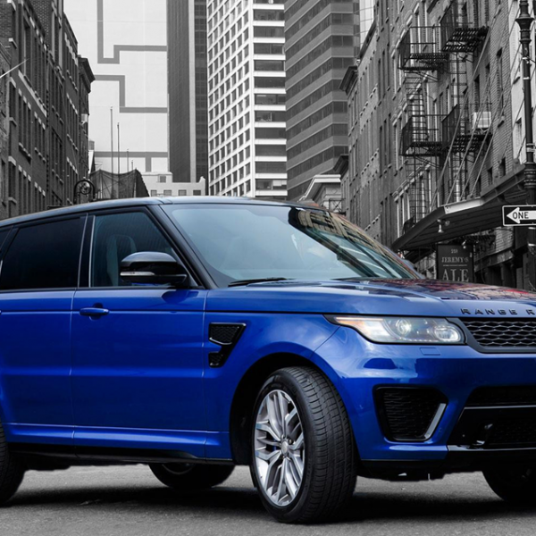 The most Powerful Range Rover tuning package
