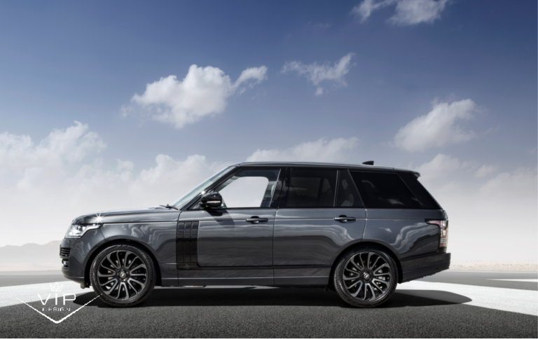 Range Rover Tuning 5.0 Supercharged