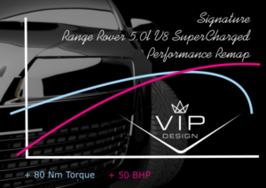 Range Rover Autobiography 5.0 Supercharged VIP Remap