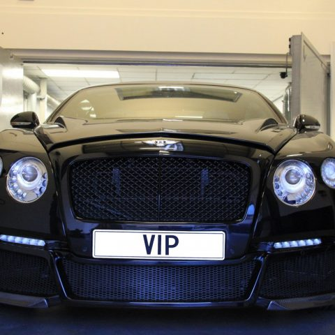 Bentley Tuning and Remapping VIP