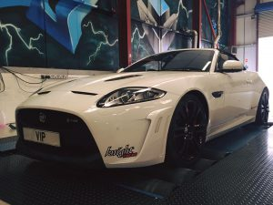 Jaguar XKR Tuning and Performance