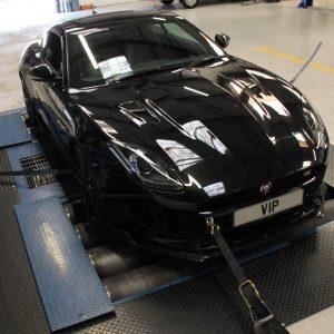 Jaguar F-Type V8 Tuning
