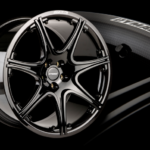 RANGE ROVER Carbon Fibre Wheels BLACK 22
