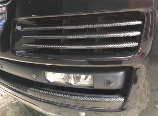 Range Rover Carbon Fibre Styling Part Lights