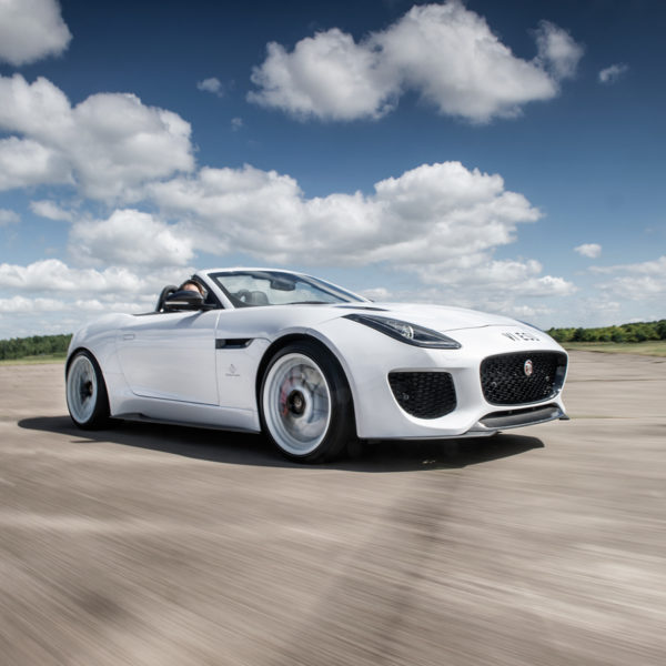 Jaguar F-Type Predator 650 bhp Body Kit