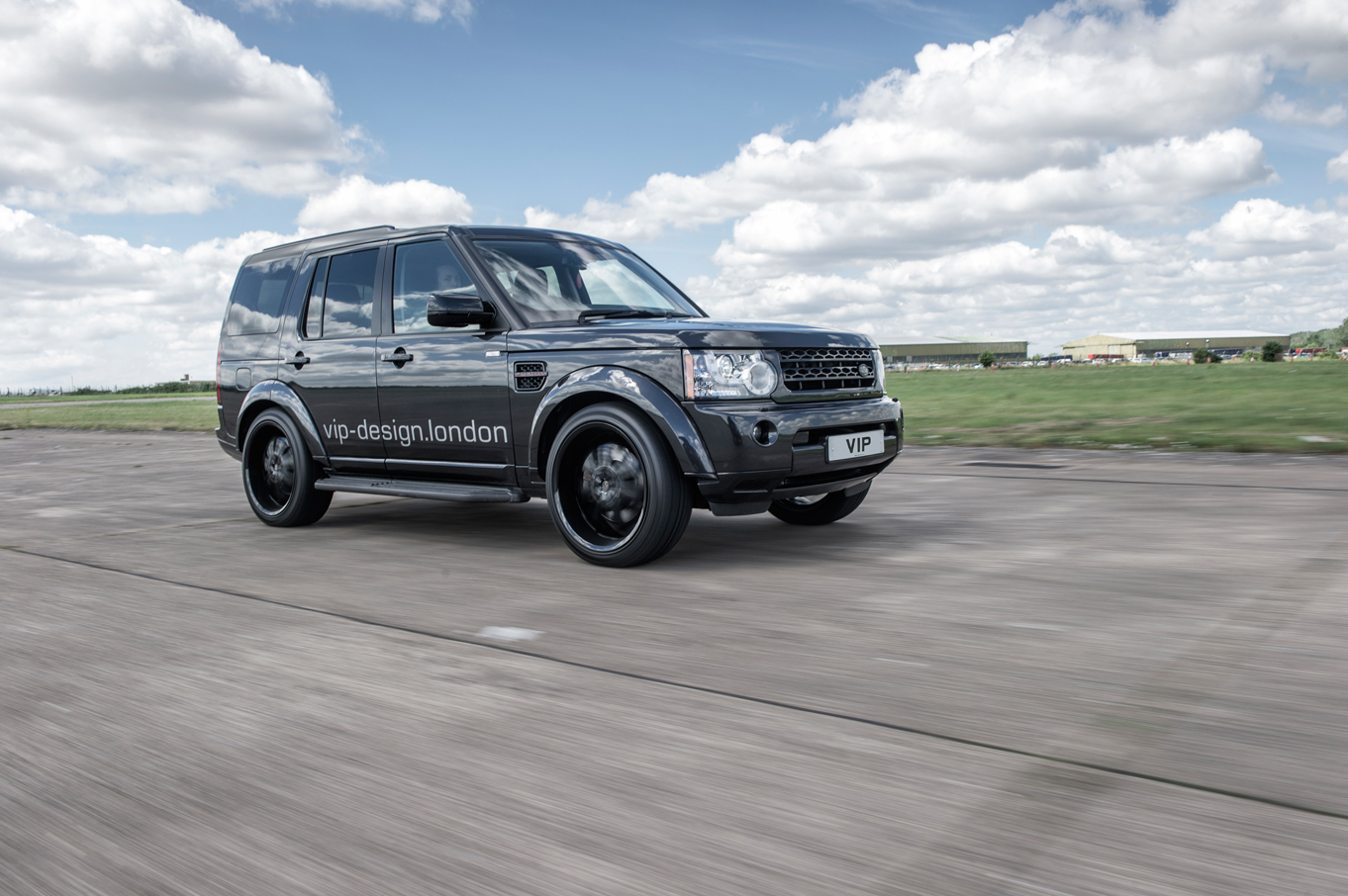VIP Land Rover Discovery Tuning